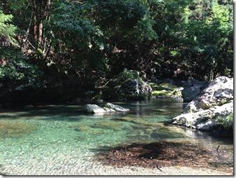 徳島_鮎喰川