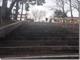 4-険しい登山道